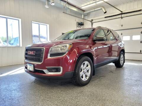 2015 GMC Acadia for sale at Sand's Auto Sales in Cambridge MN