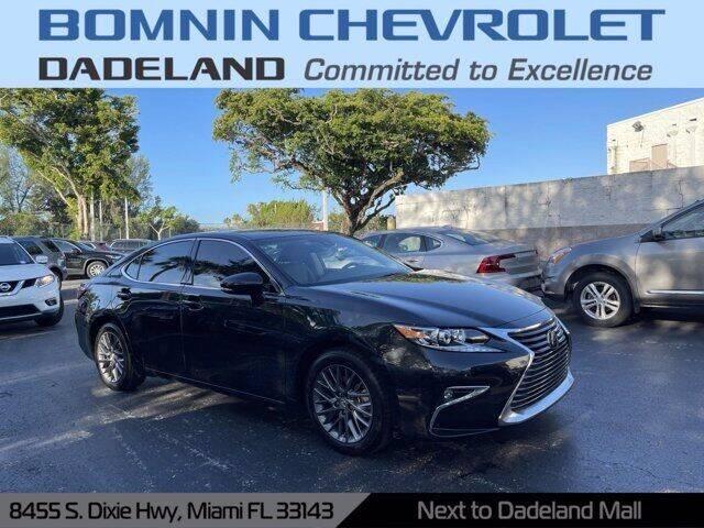 2018 Lexus ES 350 for sale in Miami, FL