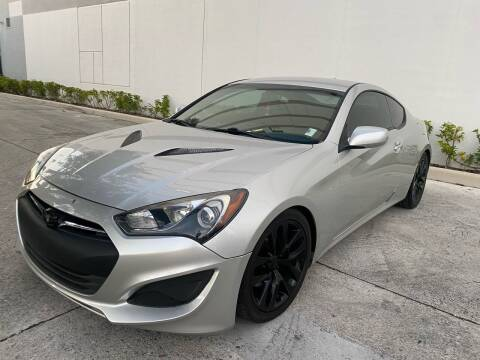 2013 Hyundai Genesis Coupe for sale at Auto Beast in Fort Lauderdale FL