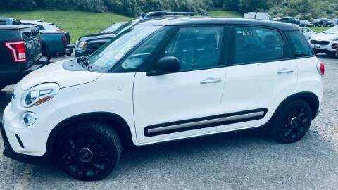 2017 FIAT 500L for sale at Wildcat Used Cars in Somerset KY