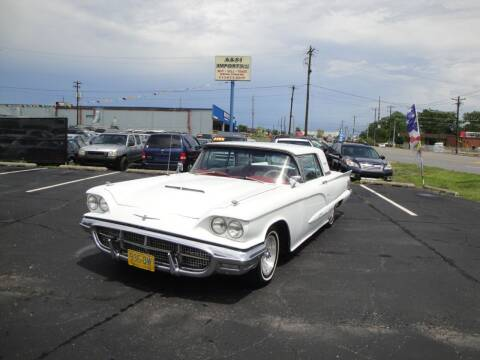 1960 Ford Thunderbird for sale at A&S 1 Imports LLC in Cincinnati OH