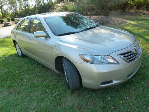 2009 Toyota Camry Hybrid for sale at Kaners Motor Sales in Huntingdon Valley PA