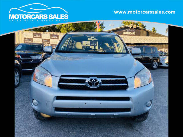 2007 Toyota RAV4 for sale in Orlando, FL