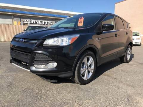 2015 Ford Escape for sale at Cars 2 Go in Clovis CA