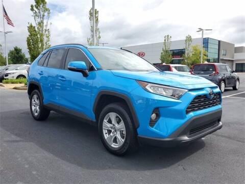 2020 Toyota RAV4 for sale at Southern Auto Solutions - Lou Sobh Kia in Marietta GA