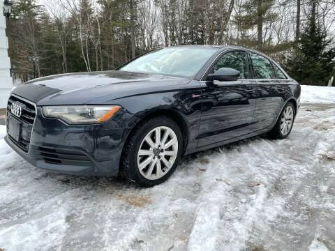 2013 Audi A6 for sale at Amherst Street Auto in Manchester NH