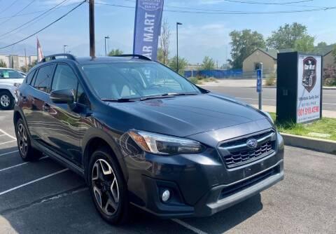 2018 Subaru Crosstrek for sale at The Car-Mart in Murray UT