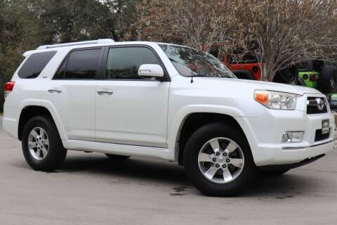 2013 Toyota 4Runner for sale at SELECT JEEPS INC in League City TX