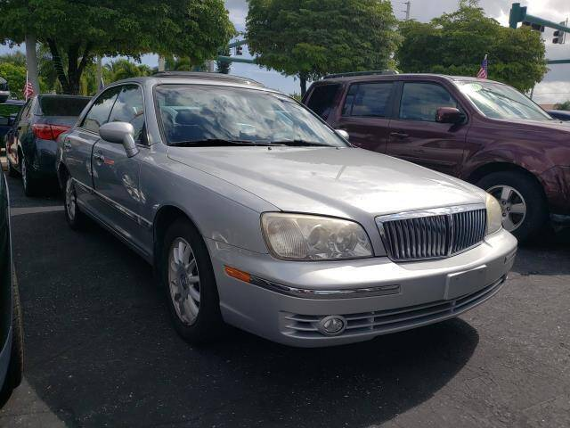 2005 Hyundai XG350 for sale at Mike Auto Sales in West Palm Beach FL