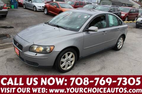 2004 Volvo S40 for sale at Your Choice Autos in Posen IL