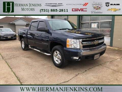 2008 Chevrolet Silverado 1500 for sale at Herman Jenkins Used Cars in Union City TN