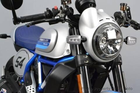 2019 Ducati SCRAMBLER  Cafe Racer