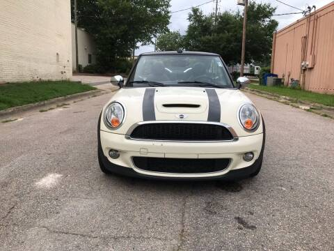 2009 MINI Cooper for sale at Horizon Auto Sales in Raleigh NC