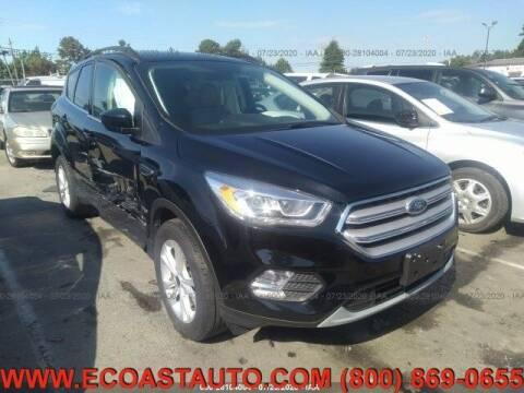 2018 Ford Escape for sale at East Coast Auto Source Inc. in Bedford VA