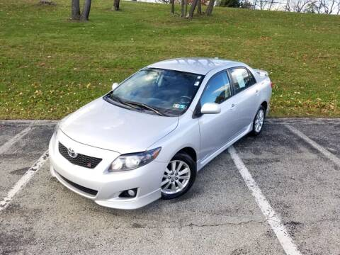 2010 Toyota Corolla for sale at FAYAD AUTOMOTIVE GROUP in Pittsburgh PA