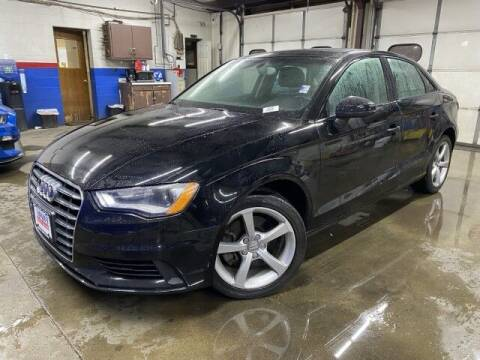 2015 Audi A3 for sale at Sonias Auto Sales in Worcester MA