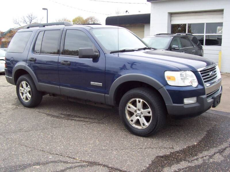 2006 Ford Explorer for sale at TOWER AUTO MART in Minneapolis MN