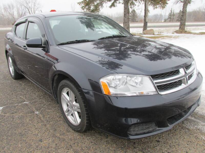 2011 Dodge Avenger for sale at Buy-Rite Auto Sales in Shakopee MN