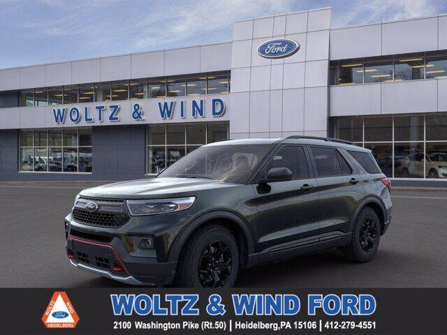 2021 Ford Explorer for sale in Heidelberg, PA