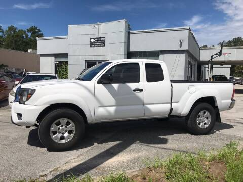 2012 Toyota Tacoma for sale at Popular Imports Auto Sales in Gainesville FL