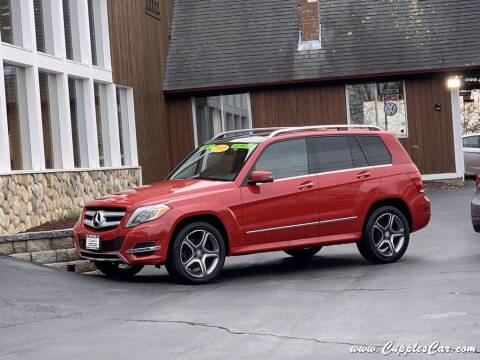 2015 Mercedes-Benz GLK for sale at Cupples Car Company in Belmont NH