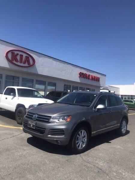 2014 Volkswagen Touareg for sale in Yakima, WA