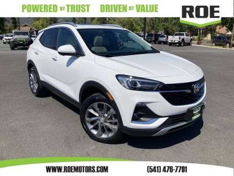 2022 Buick Encore GX for sale at Roe Motors in Grants Pass OR