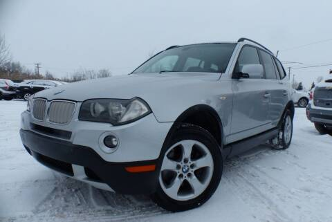2008 BMW X3 for sale at Macomb Automotive Group in New Haven MI