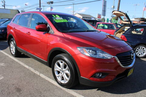 2014 Mazda CX-9 for sale at Lodi Auto Mart in Lodi NJ