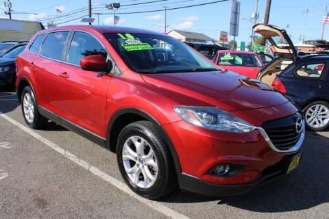 2014 Mazda CX-9 for sale at Lodi Auto Mart in Lodi NJ