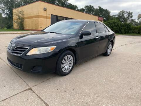 2011 Toyota Camry for sale at Xtreme Auto Mart LLC in Kansas City MO
