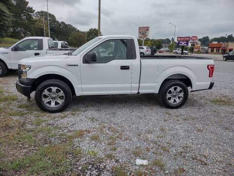 2015 Ford F-150 for sale at Wholesale Auto Inc in Athens TN