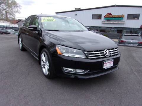 2015 Volkswagen Passat for sale at Dorman's Auto Center inc. in Pawtucket RI