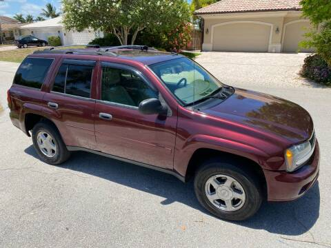 2006 Chevrolet TrailBlazer for sale at Exceed Auto Brokers in Lighthouse Point FL