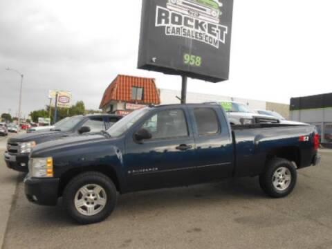 2008 Chevrolet Silverado 1500 for sale at Rocket Car sales in Covina CA