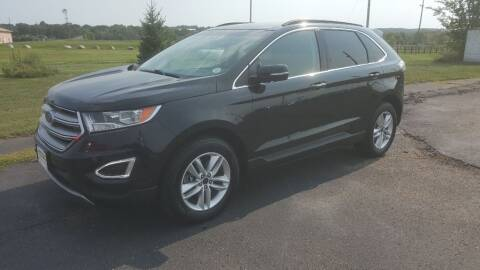 2015 Ford Edge for sale at Green Valley Sales & Leasing in Jordan MN