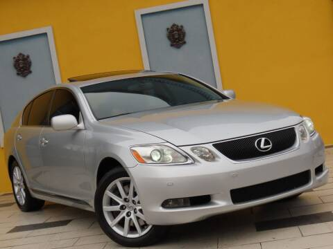 2007 Lexus GS 350 for sale at Paradise Motor Sports LLC in Lexington KY
