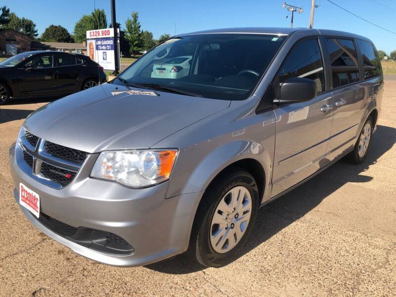 2014 Dodge Grand Caravan for sale at Premier Auto & Truck in Chippewa Falls WI
