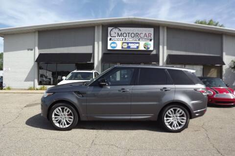 2015 Land Rover Range Rover Sport for sale at Grand Rapids Motorcar in Grand Rapids MI