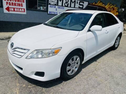 2011 Toyota Camry for sale at M&M's Auto Sales & Detail in Kansas City KS