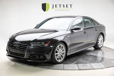 2017 Audi A6 for sale at Jetset Automotive in Cedar Rapids IA