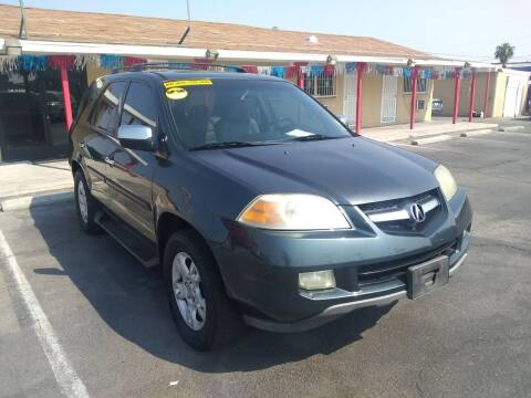 2005 Acura MDX for sale at Car Spot in Las Vegas NV