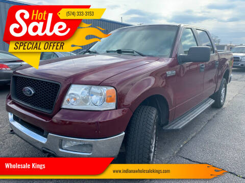 2005 Ford F-150 for sale at Wholesale Kings in Elkhart IN