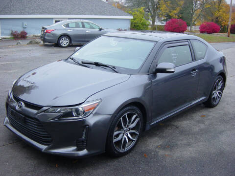 2014 Scion tC for sale at North South Motorcars in Seabrook NH