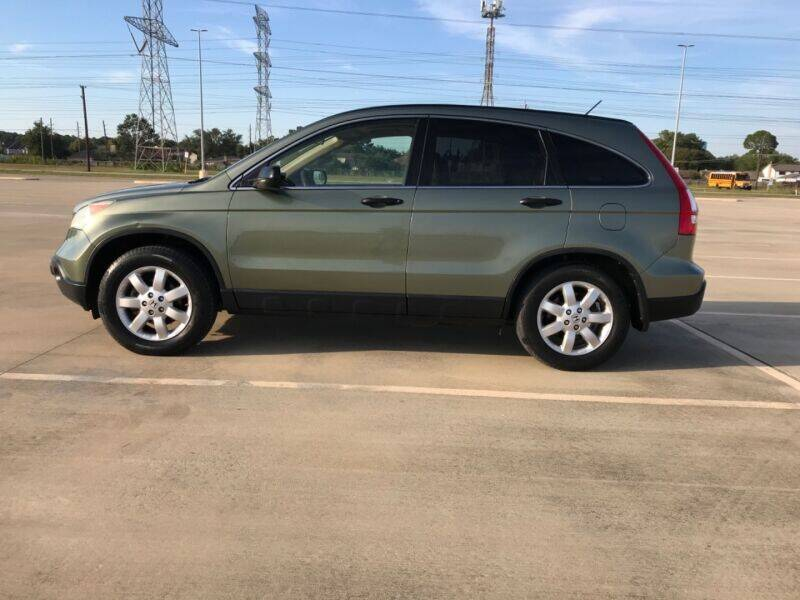 2008 Honda CR-V for sale at ALL AMERICAN FINANCE AND AUTO in Houston TX