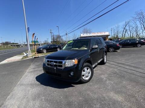 2011 Ford Escape for sale at CARMART Of New Castle in New Castle DE