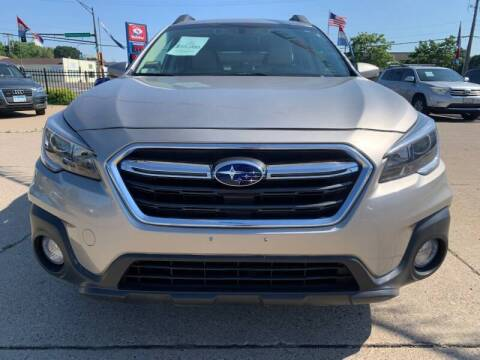 2019 Subaru Outback for sale at Minuteman Auto Sales in Saint Paul MN