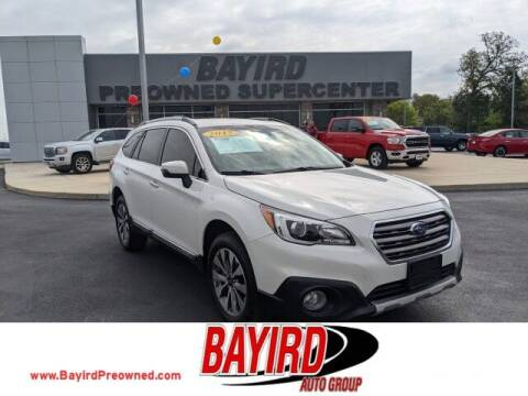 2017 Subaru Outback for sale at Bayird Truck Center in Paragould AR