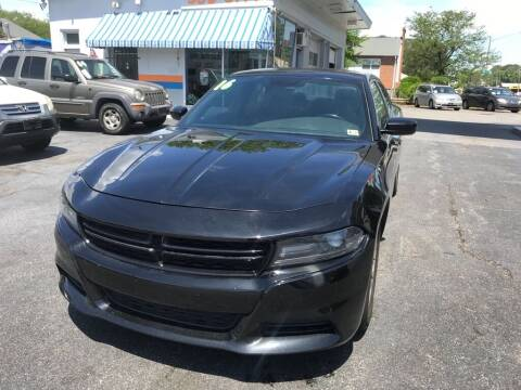 2016 Dodge Charger for sale at Dad's Auto Sales in Newport News VA