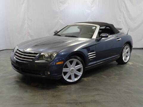 2007 Chrysler Crossfire for sale at United Auto Exchange in Addison IL